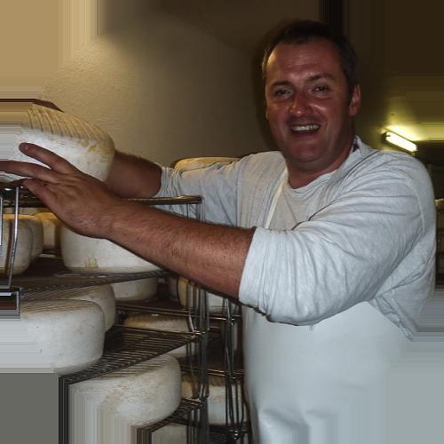 Artisans et producteurs du Haut Languedoc. Fromages des Monts de Lacaune, Gilles Fabre
