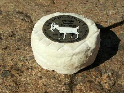 Fromages de chèvre de la ferme Les Taillades. Tailladoux